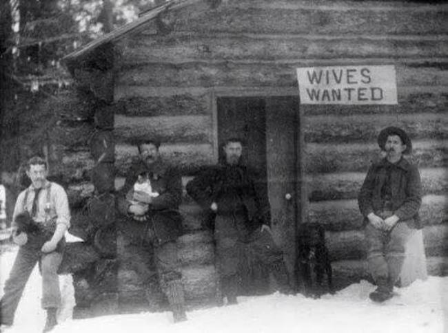 Wives wanted