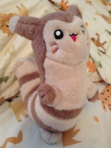furret tomy plush.jpg