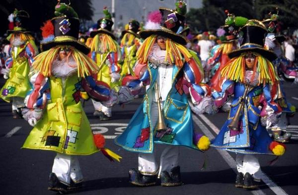 карнавал испания