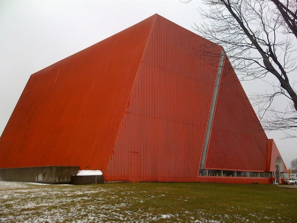 Gunnar Birkets Church in Detroit