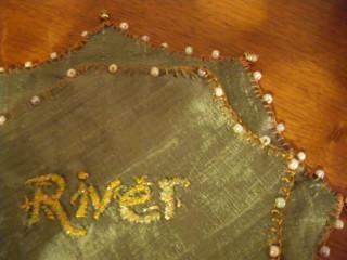 river close-up