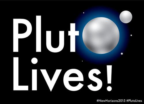 Pluto Lives