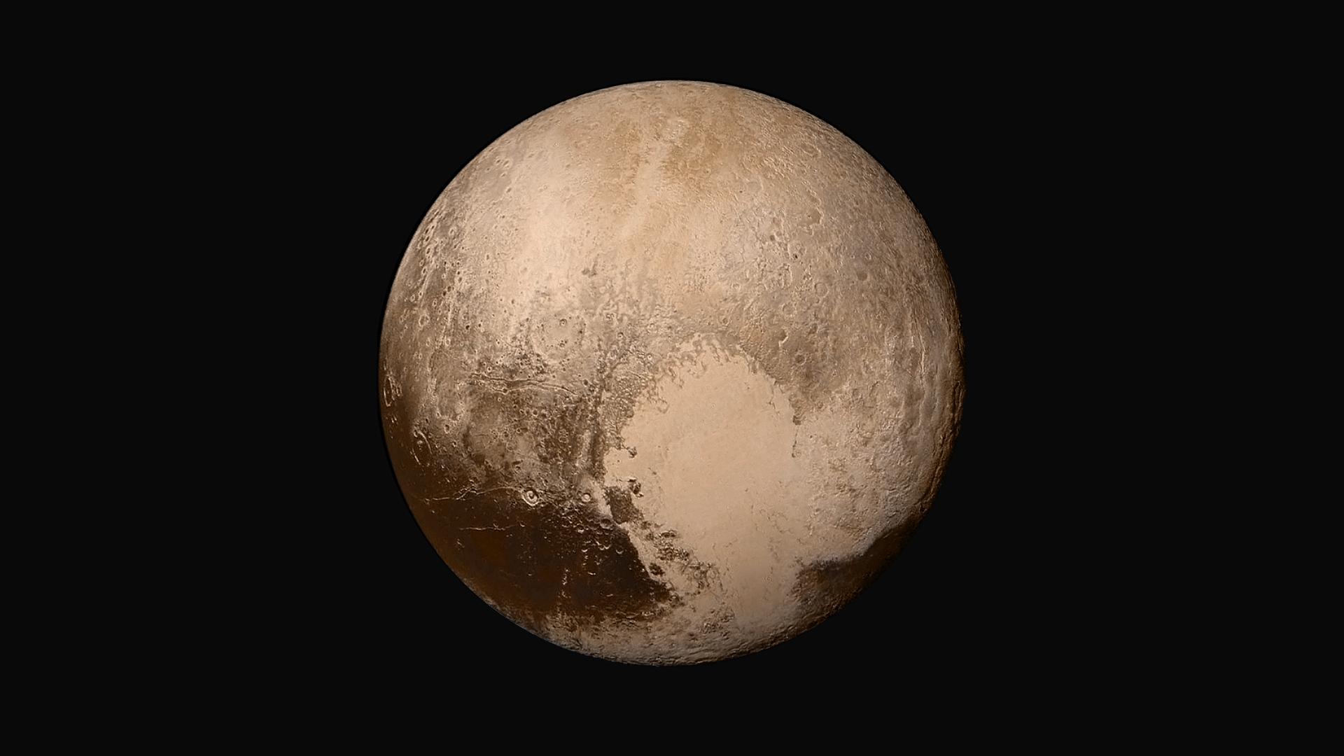 Pluto Heart 1