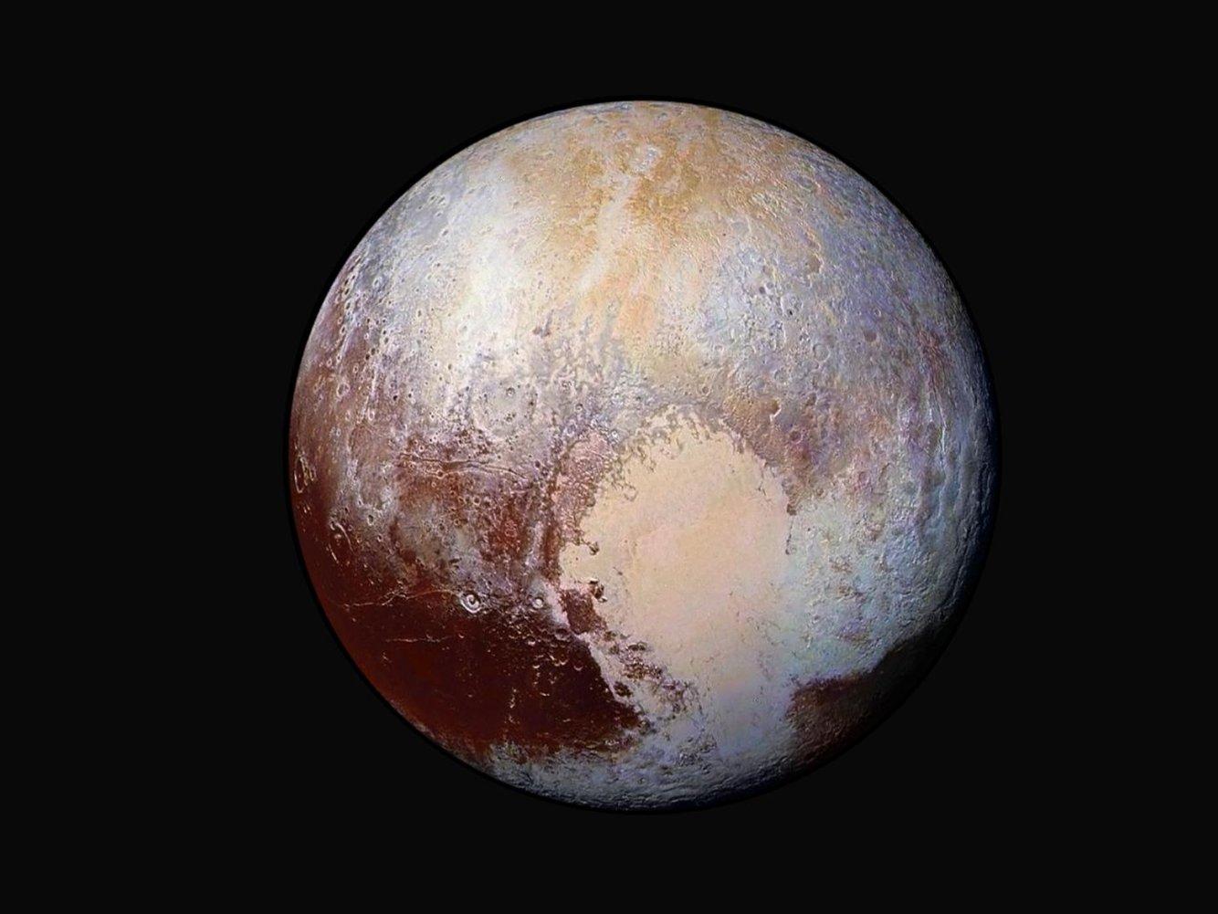 Pluto Large