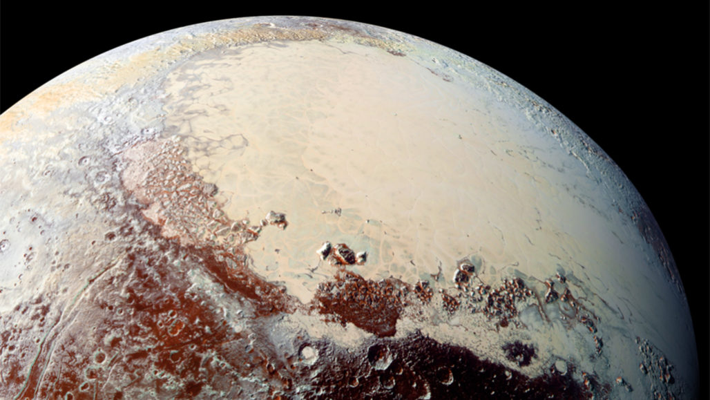 Pluto Sputnik Planitia