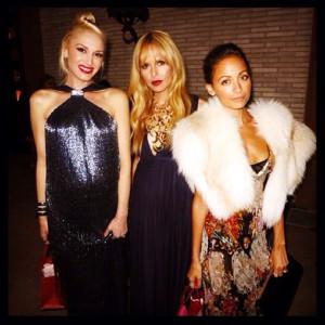 rs_600x600-131018123021-600.Nicole-Richie-Rachel-Zoe-Gwen-Stefani-Instagram.ms.101813