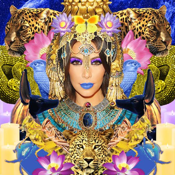 Cleopatra-KimK