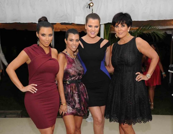 The Kardashians With Kris Jenner