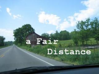 A Fair Distance baner