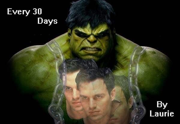 Every 30 days cover for LJ