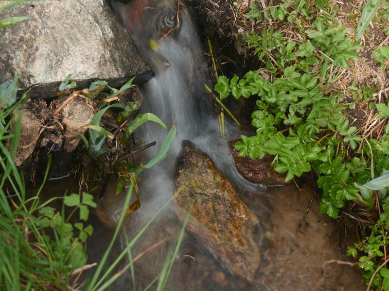 Die Wasserfälle hierzulande sind doch deutlich weniger imposant als die in der Schweiz
