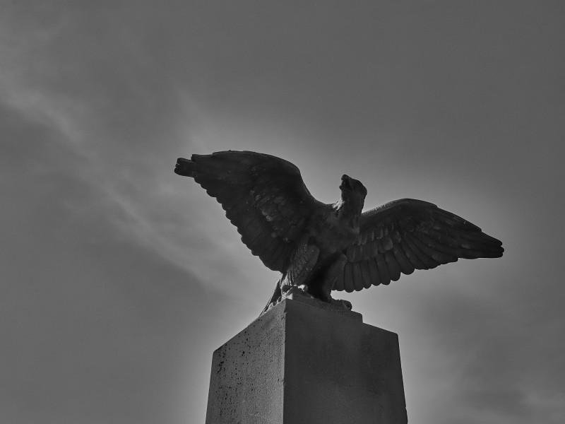 Erinnerung an den Krieg 1870/71 und die armen Seelen aus dem Ort, die für die doofen Preußen ihr Leben ließen
