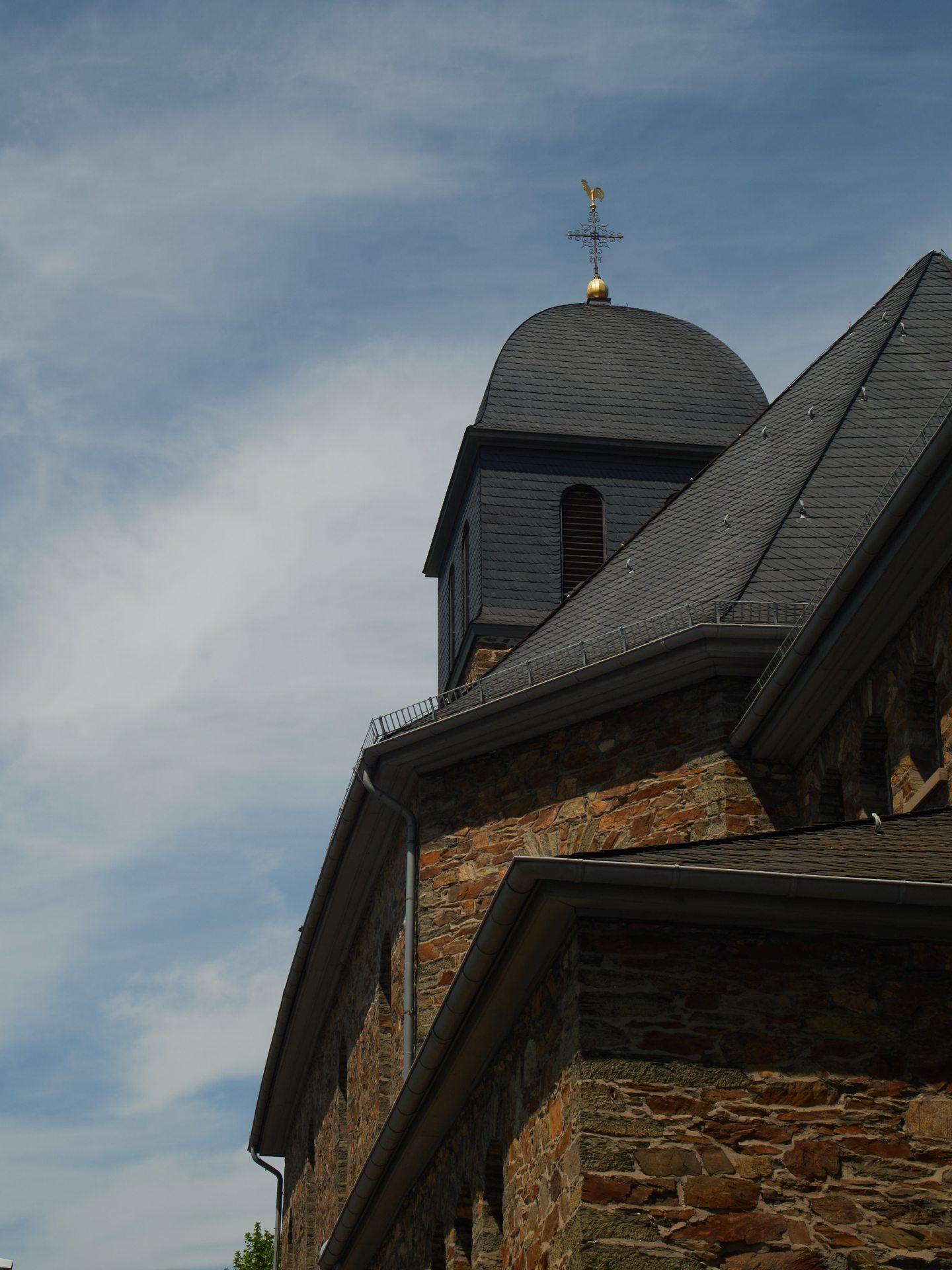 Kirche in St. Goarshausen