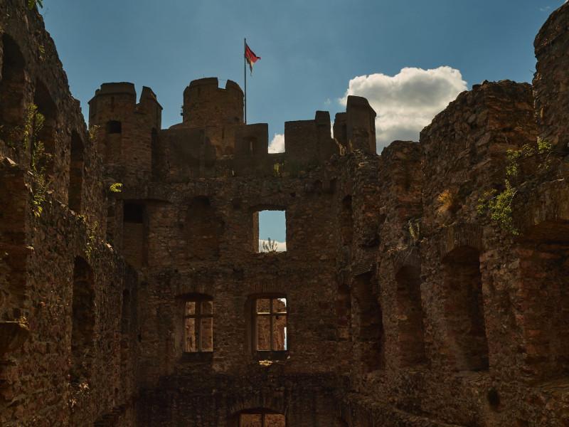 Pallas der Burg
