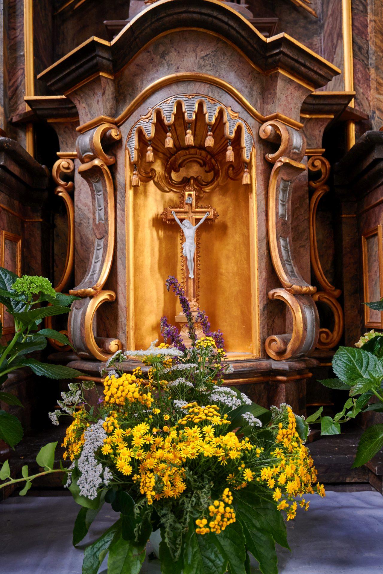 In der kath. Kirche