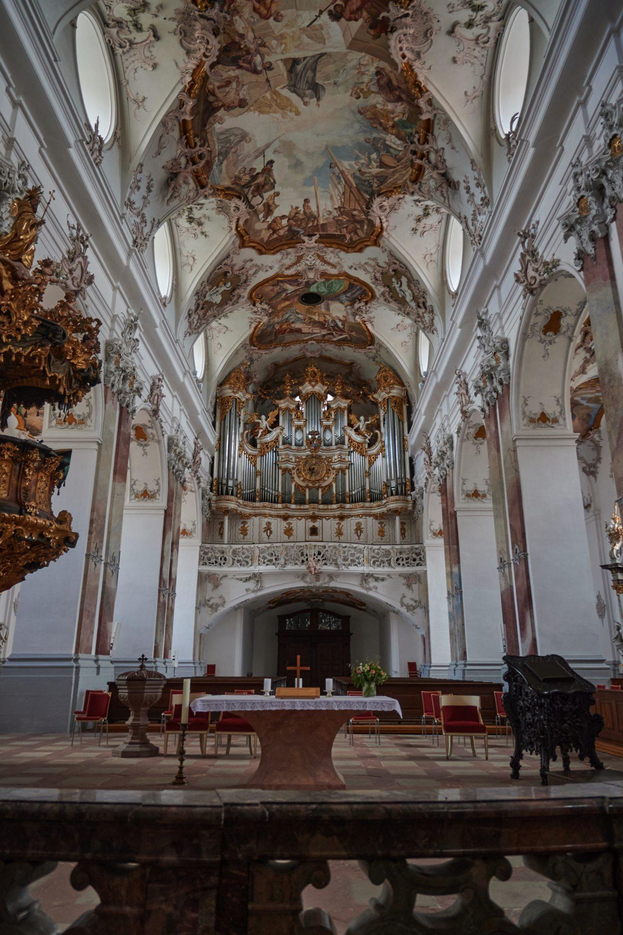 Die Stumm-Orgel von 1782