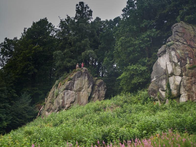 Ob Wotan oder irgendwelches Wicca-Zeugs - die Steine üben spirituelle Anziehungskraft aus