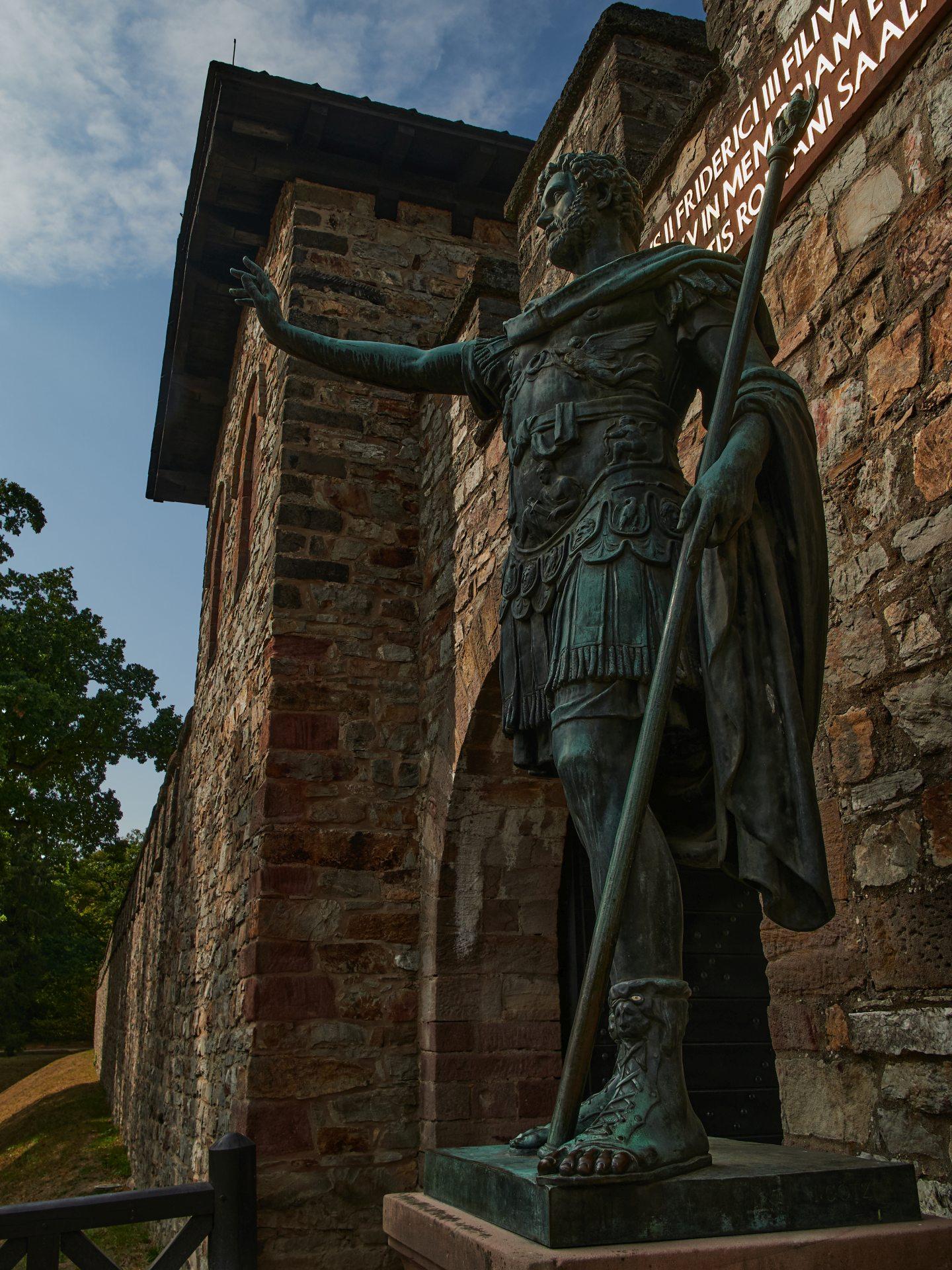 Der 99-Tage-Kaiser und Held von Königgrätz und Sedan (Friedel III). Auch wenn er hier nicht so aussieht war er die Hoffnung der Liberalen Kräfte im Kaiserreich gegen Bismarck und Willi Eins.