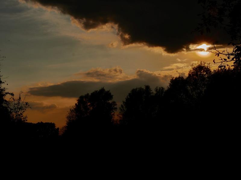 Sonnenunterganz