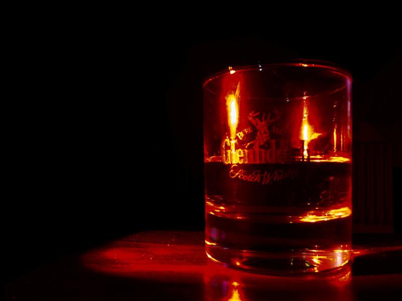 Glenlivet schmeckt auch aus einem Glenfidichglas
