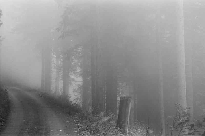 Lungern — Weg nach Hüttstett