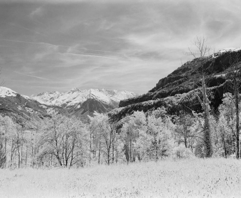 Blick Richtung Gotthard, Susten, Furka