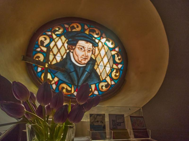 Luther in der Talkirche