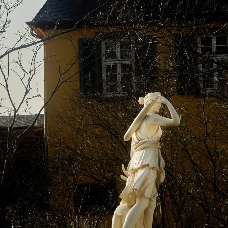 Diana war ein Offenbacher Mädche?