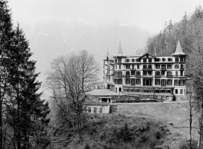 das Grand Hotel Giessbach