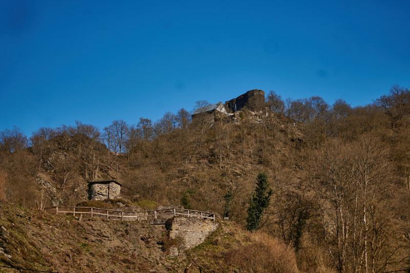 Zurück ging es dann durch das romantische Wispertal — ausnahmsweise war ich fast alleine in dem wildromantischen Tal.
