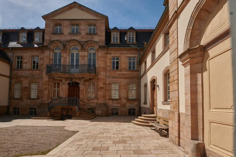 Schloß Hohhaus, Stadtschloß der Freiherrn zu Eisenbach, heute Museum