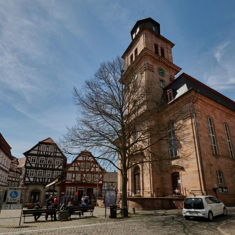 evangelische Stadtkirche (1763-1767)