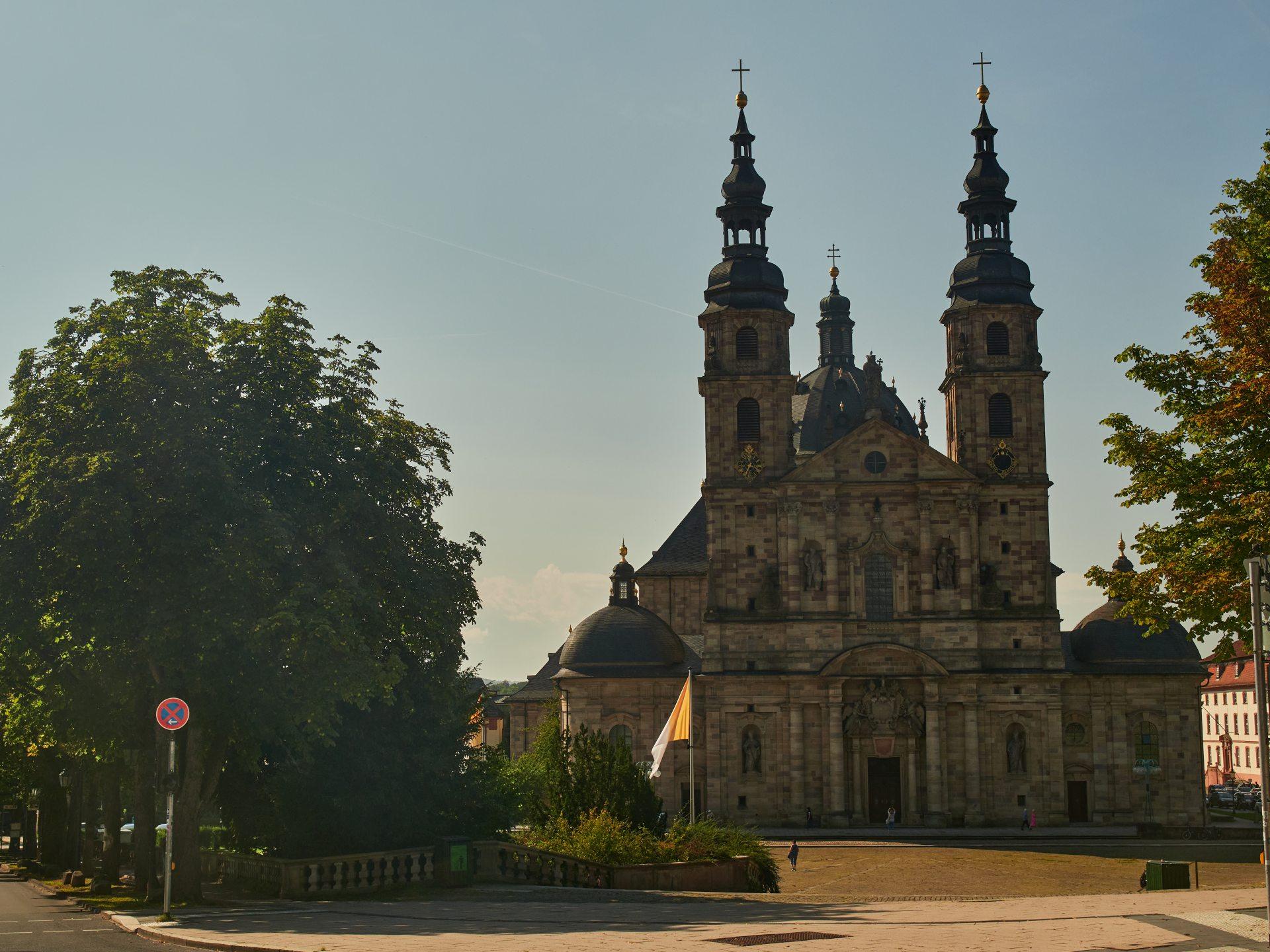 Dom und Domplatz