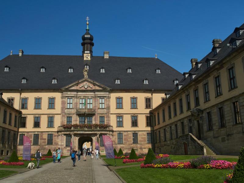 Stadtschloß der Fürstbischöfe von 1706