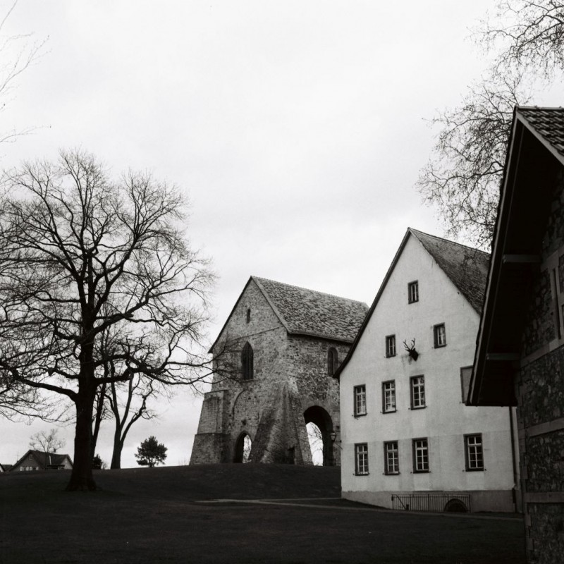 Kirchenfragment