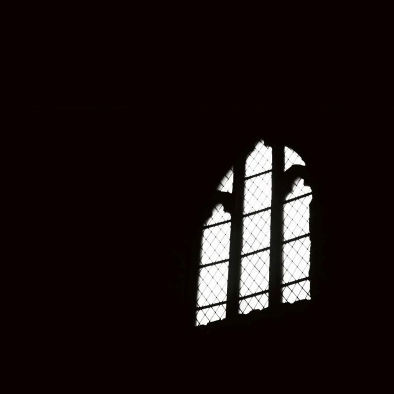Kirchenfenster in der Kirche