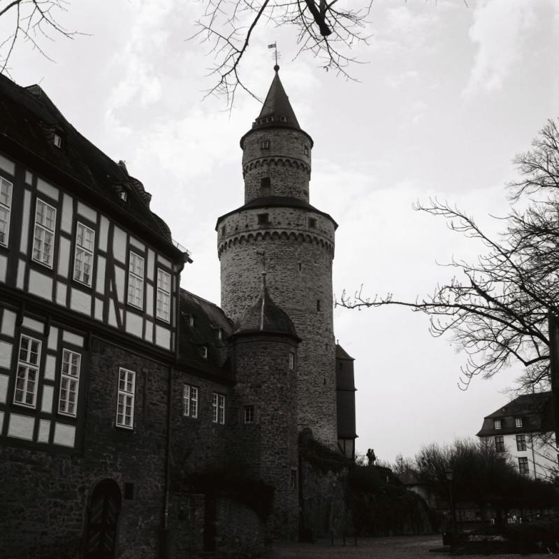 Hexenturm und altes Amtsgericht