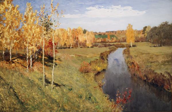 Levitan_Zolotaya_Osen