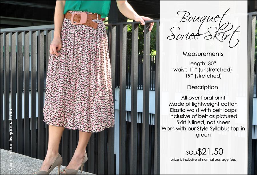Flower Skirt1