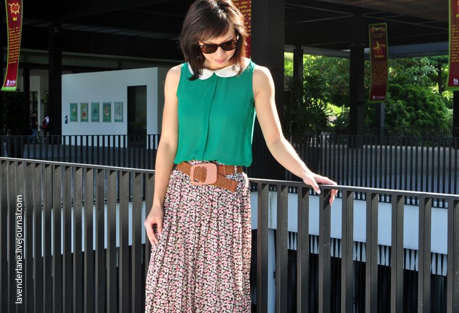 Flower Skirt3