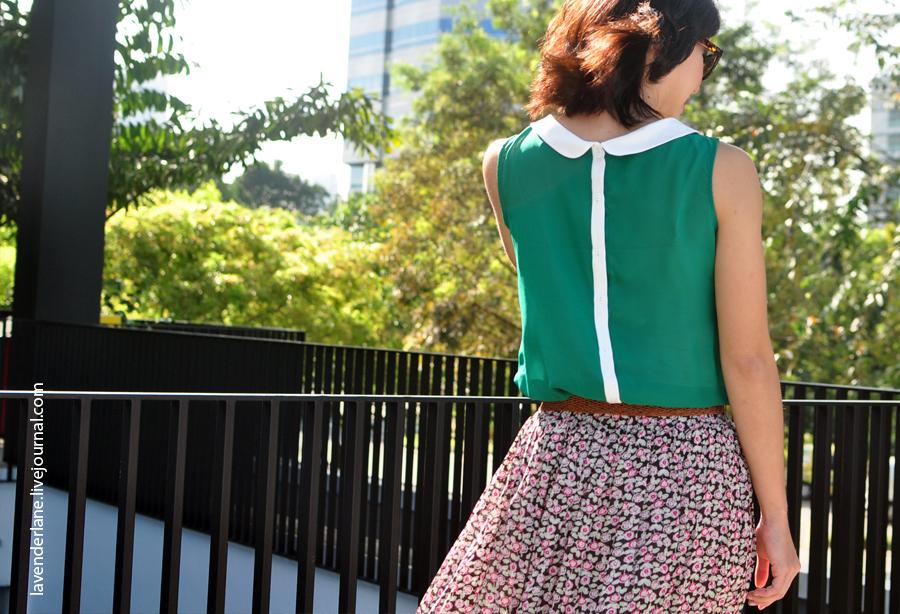 Flower Skirt4