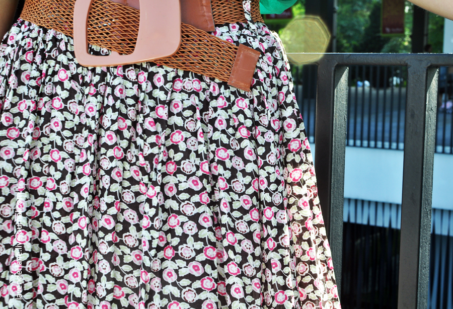 Flower Skirt6