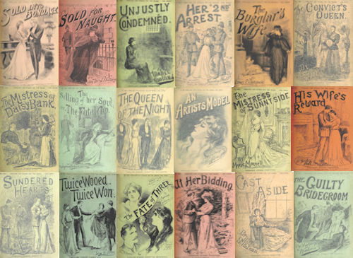 Romance covers 1892