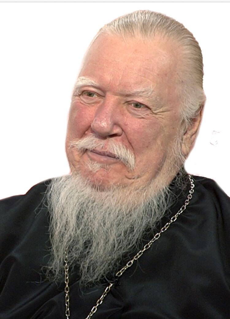 Протојереј Димитрије Смирнов (1951-2020)
