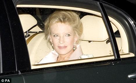 Принцесса Кентская Мишель фото