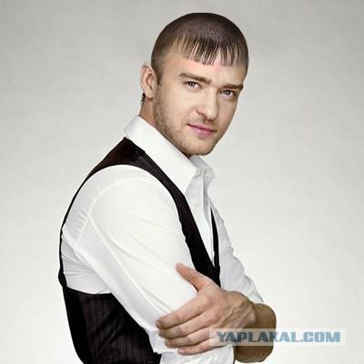 Русские мужские прически