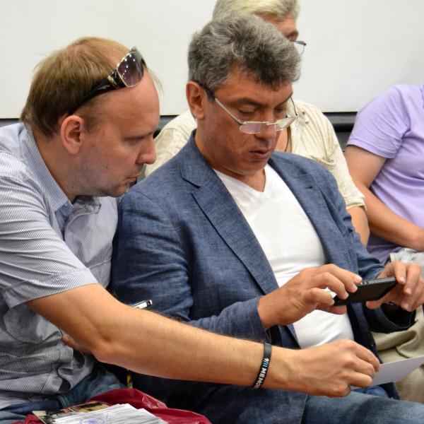 Алексеев и Немцов