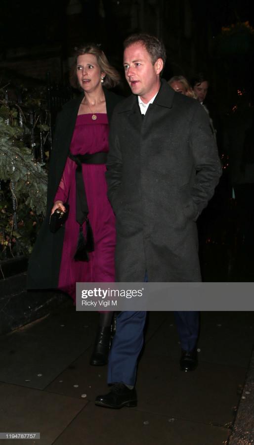 Вечеринка по случаю помолвки принцессы Беатрис и Эдоардо Мапелли-Моцци.