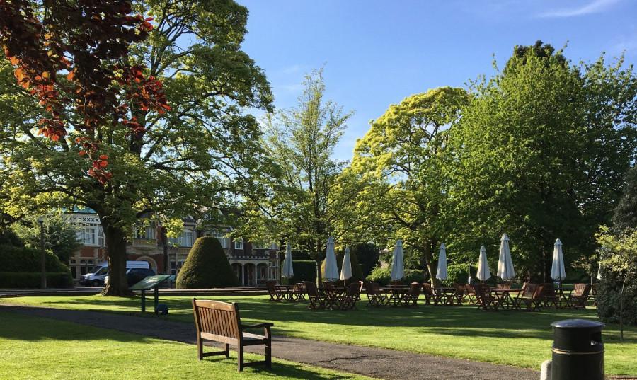 Герцогиня Кэтрин - визит в Блетчли Парк