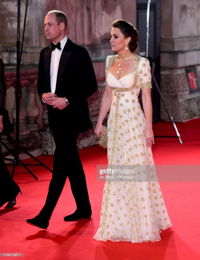 Церемония BAFTA 2020. Пост обновляется.